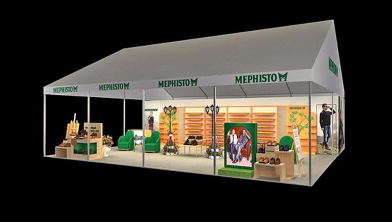 亚太国展--MEPHISTO户外品牌巡展