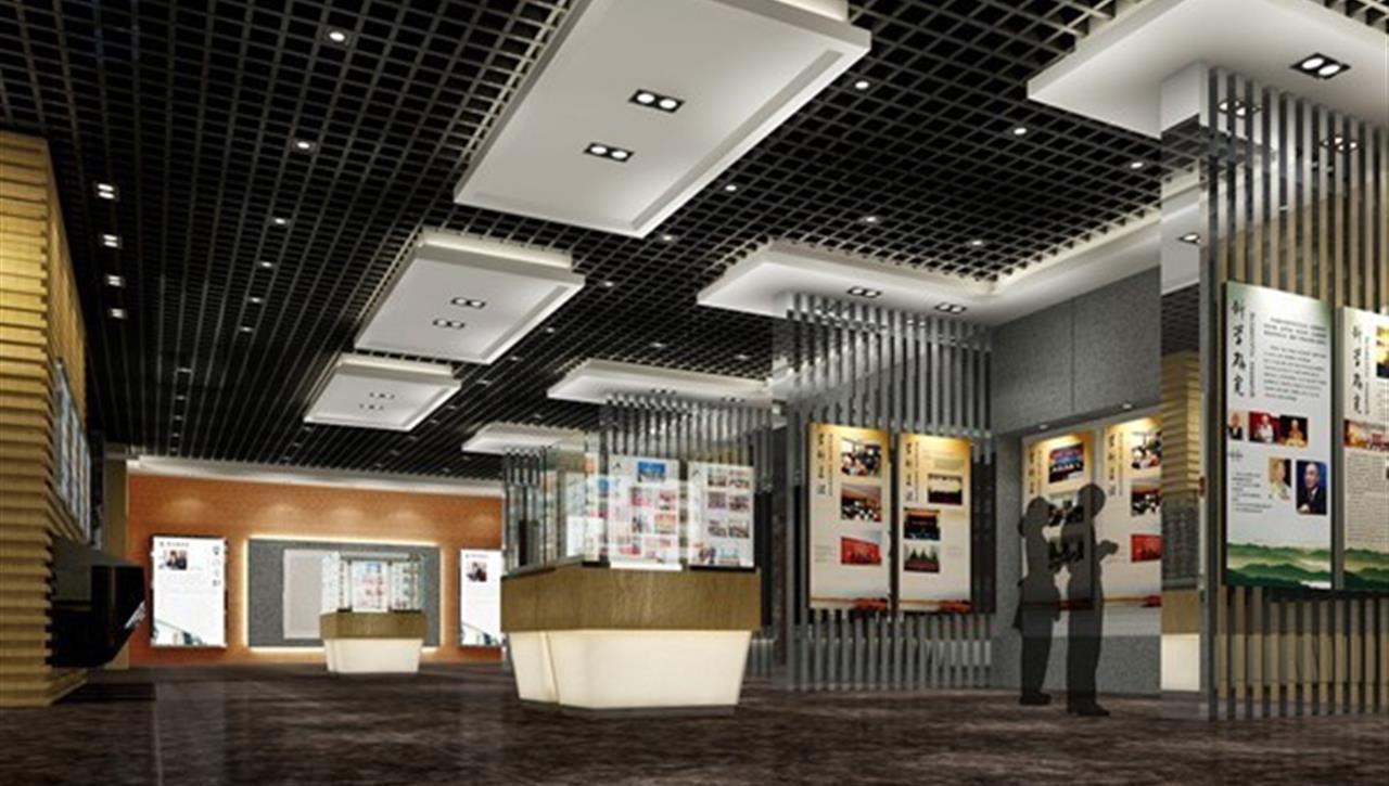 亚太国展--南昌教育局博物馆设计施工