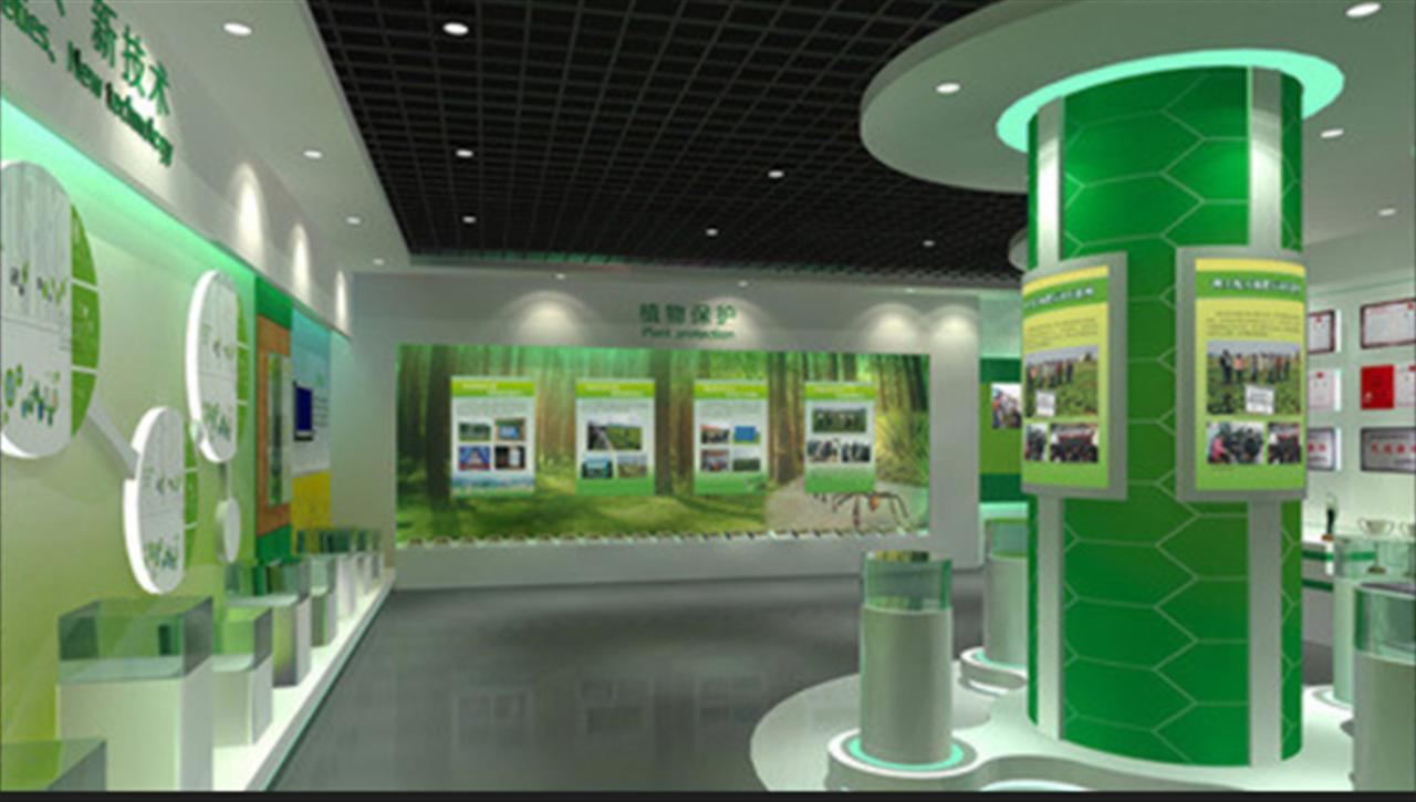 亚太国展--龙岗农业局规矩馆设计施工