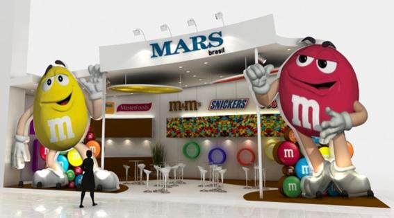 亚太国展--MARS旗舰店设计施工