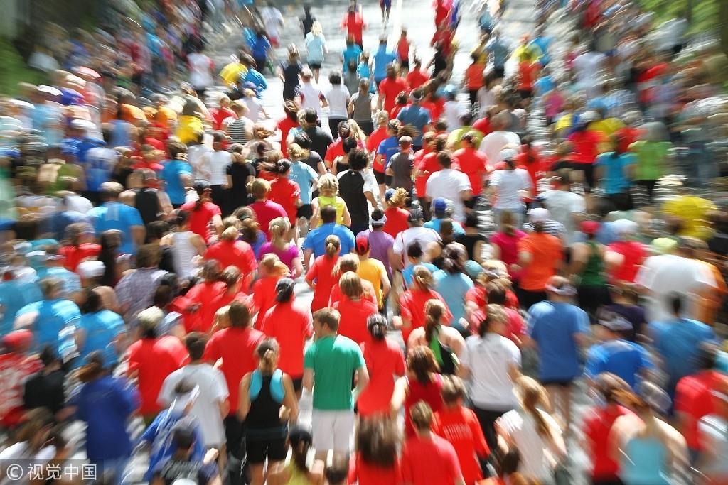 广州市将举行逾千项群众体育活动
